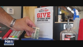 Sport Clips helps give veterans scholarships