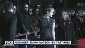 Gino debunks the rumors about Emma Watson