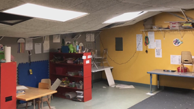 Snow collapses roof, hinders Mount Pleasant school