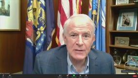 Mayor Barrett talks about upcoming Biden visit