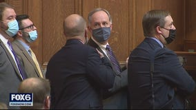 WI lawmakers stand by for vote that would repeal mask mandate