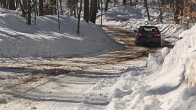 Winter driving dangers