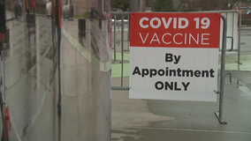 Health departments feel the high demand for COVID-19 vaccine
