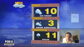 Future Forecaster Flashback: Let's see how 12-year-old Ali is doing