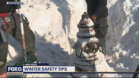 Winter safety tips from the Milwaukee Fire Department