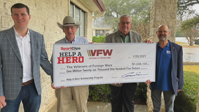 Sport Clips helps give veterans scholarships: 'Tremendous need'