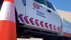 AAA launches fleet of roadside assistance vehicles