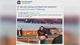 UW-Whitewater lineman goes viral, eyes NFL draft