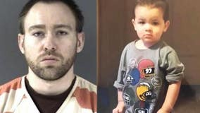 Mom's boyfriend arrested after 2-year-old found in dumpster
