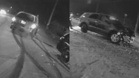 Body cam video released from Dodge County pursuit, crash