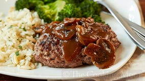 Salisbury steak: It's an old-school recipe that never goes out of style