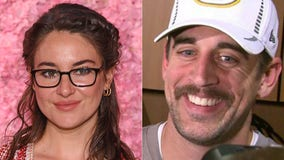 Shailene Woodley confirms she is engaged to Aaron Rodgers