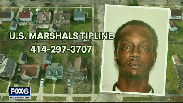 Wisconsin's Most Wanted: US Marshals continue search for Demetrius Brown