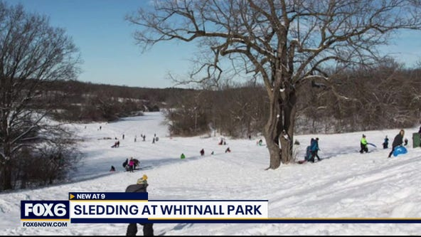 Time may be running out for kids to hit the sledding hills