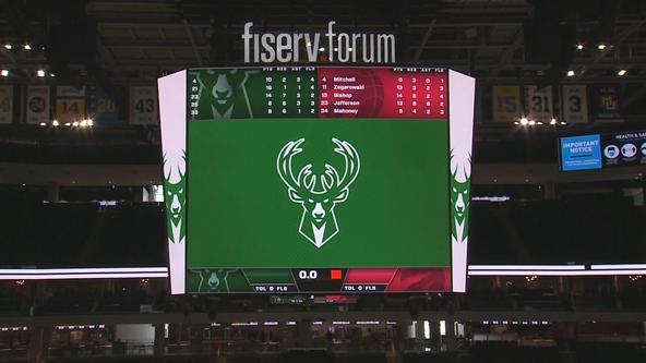 Milwaukee Bucks 2nd half schedule announced