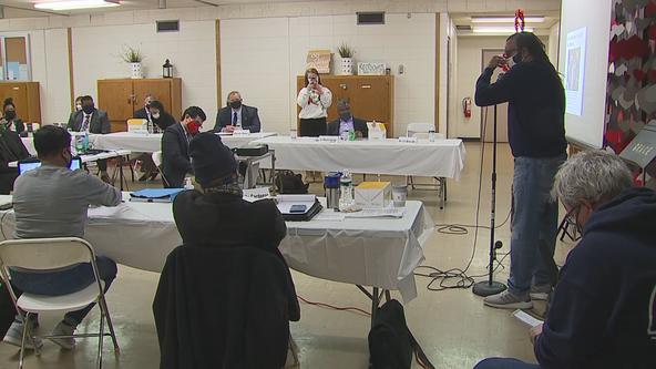 Jacob Blake's uncle speaks at racial disparity task force hearing