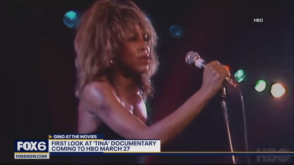 1st look at new HBO documentary about the life of Tina Turner