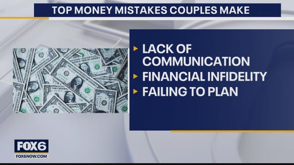 Missteps couples make when it comes to their money and how to avoid them