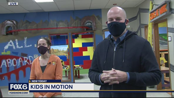 Kids in Motion promotes health, well-being throughout the year