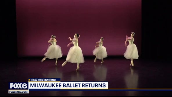After nearly a year-long wait, the Milwaukee Ballet is finally re-opening its doors