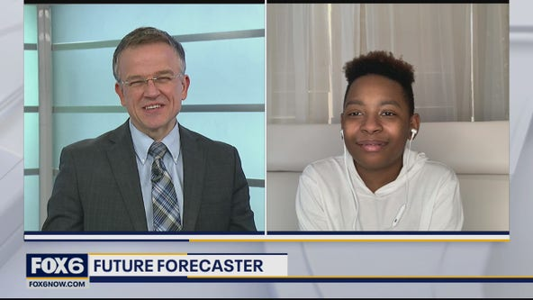 Future Forecaster: Meet 12-year-old Cavione