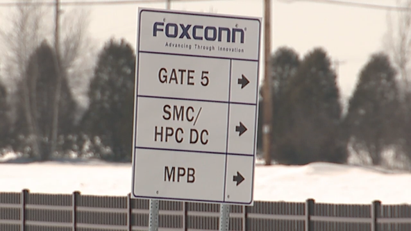 Foxconn, Wisconsin reach new deal on scaled back project
