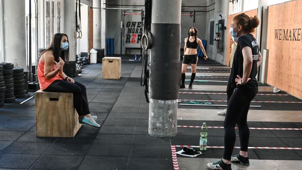 CDC: 55 COVID-19 cases identified among 81 fitness classattendees at Chicago exercise facility