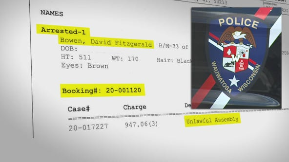 Civil rights lawyer condemns 'fake arrests' in Wauwatosa