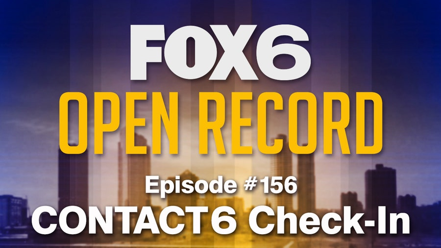 Open Record: Contact 6 check-in