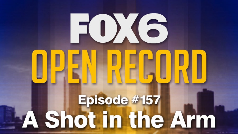 Open Record: A shot in the arm