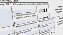 Unemployment, stimulus questions swirl amid tax season