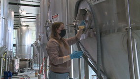 Woman joins just a handful of female beer brewers in Brew City