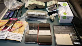 Greendale police pull over speeder and uncover drugs, money