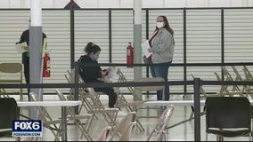 South Shore community COVID-19 vaccination clinic opens