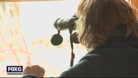Vaccinated seniors venture out to Schlitz Audubon Nature Center