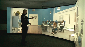 Racine police roll out new VR simulator to train officers