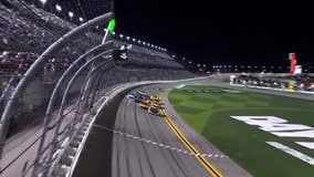 NASCAR's Aric Almirola reflects on Milwaukee Mile experience
