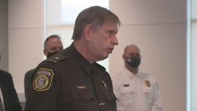Law enforcement update on Oconomowoc warehouse shooting