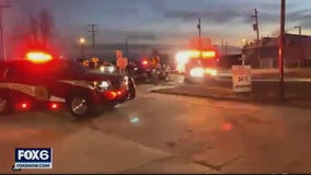 Mount Pleasant motorcycle accident