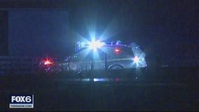 Man armed with butcher knife holds baby during standoff in Dodge County