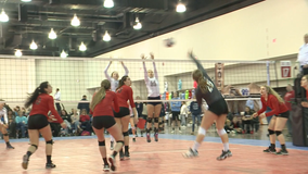 Wisconsin Center to host volleyball, 1st non-governmental event since DNC