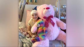 Girl using lemonade to pay for brain surgery has successful operation