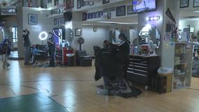 Milwaukee barbershop hosts COVID-19 vaccine clinic