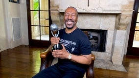 Eddie Murphy inducted into NAACP Image Awards Hall of Fame
