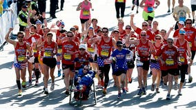 Dick Hoyt, who pushed son in multiple Boston Marathons, dies at 80