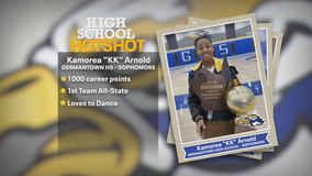 Germantown hoops standout is state champ, 1K-point scorer