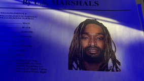 US Marshals seek Dmonte Williams, charged in Richfield robbery