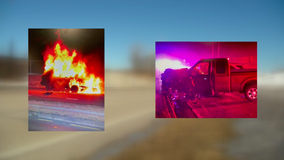 All 3 drivers in fiery Mount Pleasant crash charged with OWI