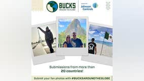 Bucks fans encouraged to submit photos of themselves from around the world