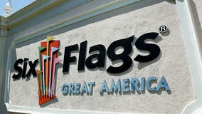 Six Flags Great America in Gurnee to reopen Saturday